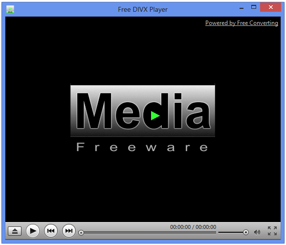 Click to view Free DivX Player screenshots