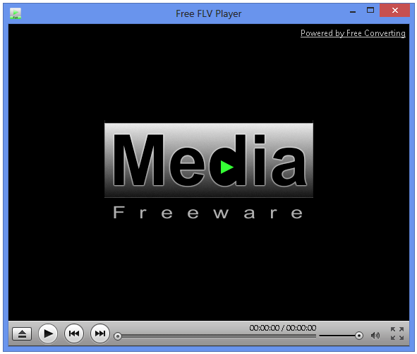 Click to view Free FLV Player Pro screenshots
