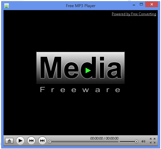 Click to view Free MP3 Player screenshots
