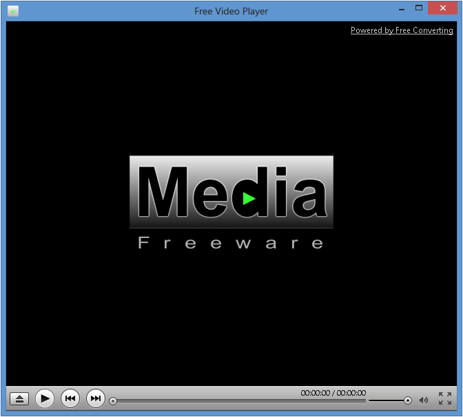 Click to view Free Video Player screenshots
