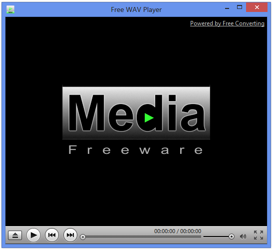 Click to view Free WAV Player screenshots